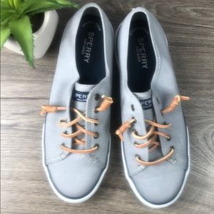 Sperry Seacoast Gray Sneaker